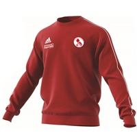 Ballisodare United F.C Core18 Sweat Top - Youth - Power Red/White