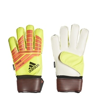 Adidas Predator FingerSave Replique Gloves - Yellow/Red/Black