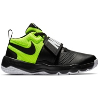 Nike Boys Team Hustle D 8 (GS) - Black/Volt