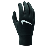 Nike Womens Dry Element Running Glove - Black/Silver