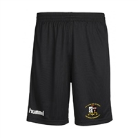 Whitehall Rangers FC Core Poly Shorts - Black