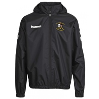Whitehall Rangers FC Core Spray Jacket - Black