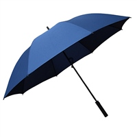 Reydon Fiberglass Golf Umbrella  - 30inch - Navy