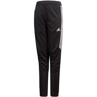 Adidas BS3690 Tiro 17 Training Pant Kid - Black/White/White