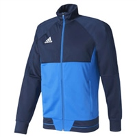 Adidas Tiro 17 Poly Jacket - Navy/Blue/White