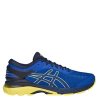 Asics Mens Gel Kayano 25 - Royal/Lemon