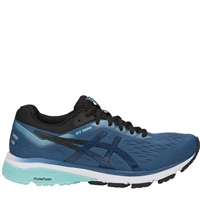 Asics Womens GT 1000 7 - Blue/Black