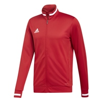 Adidas TEAM19 Track Jacket - Power Red/White
