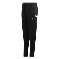 Adidas TEAM19 Track Pant Youth - Black/White