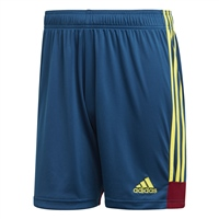 Adidas TASTIGO19 Shorts -  Marine/Yellow