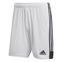 Adidas TASTIGO19 Shorts - White/Black