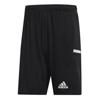 Adidas TEAM19 Knit Shorts - Black/White