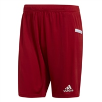 Adidas TEAM19 Knit Shorts - Power Red/White