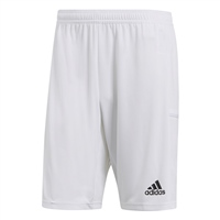 Adidas TEAM19 Knit Shorts - White