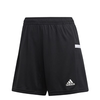 Adidas TEAM19 Knit Shorts Womens - Black/White