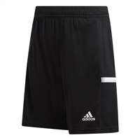 Adidas TEAM19 Knit Shorts Youth - Black/White