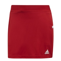 Adidas TEAM19 Skort Womens - Power Red/White