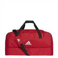 Adidas TIRO  Duffel BC L - Power Red/White