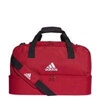 Adidas TIRO  Duffel BC S - Power Red/White