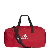 Adidas TIRO  Duffel L - Power Red/White