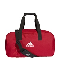 Adidas TIRO  Duffel S - Power Red/White