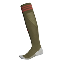 Adidas ADI Sock 18 - Raw Khaki/Shock Red