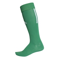 Adidas SANTOS Sock 18 - Bold Green/White
