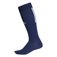 Adidas SANTOS Sock 18 - Dark Blue/White