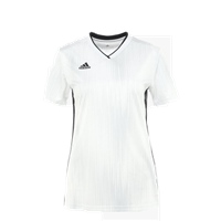 Adidas TIRO19 Jersey Womens - White/Black