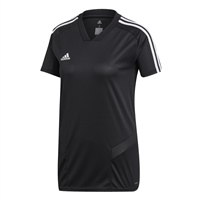 Adidas TIRO19 Training Jersey Womens - Black/White