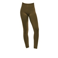 Tri-Dri Womens Leggings - Olive