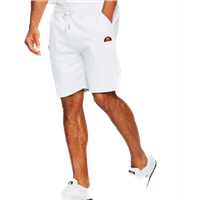 Ellesse Mens Noli Shorts - WhiteMarl
