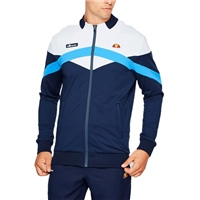 Ellesse Mens Devero Track Top - Navy/White