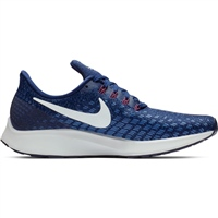 Nike Womens Air Zoom Pegasus 35 - Navy/Sky/White