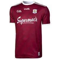 ONeills Galway GAA Home Jersey 2019 - Maroon/White