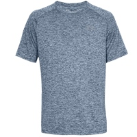 Under Armour Mens Tech 2.0 T-Shirt - Navy