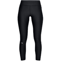 Under Armour Womens Armour Ankle Crop Leggings - Black