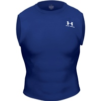Under Armour Sleeveless Tee HG - Navy