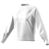 Adidas Womens ID Glory Crew Top - White