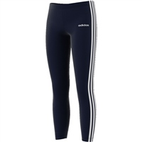 Adidas Girls Essential 3S Tights - Navy/White