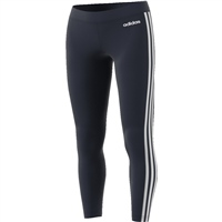 Adidas Womens Ess. 3S Tights - Navy/White