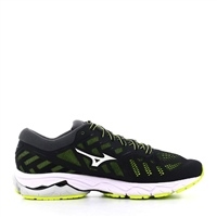Mizuno Mens Wave Ultima 11 - Black/SafetyYellow