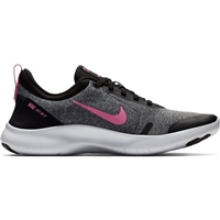 Nike Womens Flex Experience RN 8 - Grey/Pink/Black