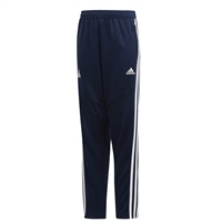 Adidas Kids Tango Training Pants - Navy/White