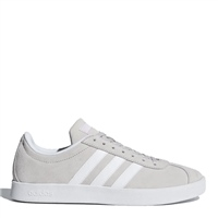 Adidas Womens VL Court 2.0 - Chalk/Pearl
