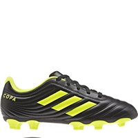 Adidas Copa 19.4 Firm Ground Boots - Black/S.Yellow