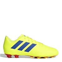Adidas Kids Nemeziz 18.4 FxG J - SafetyYellow