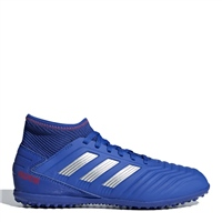 Adidas Predator 19.3 Turf Trainers - Kids - Royal/Yellow
