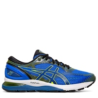 Asics Mens Gel Nimbus 21 - Royal/Black