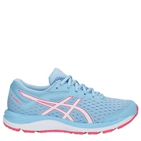 Asics Girls Gel Cumulus 20 GS - Sky/White